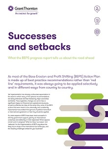 Successes and setbacks cover image