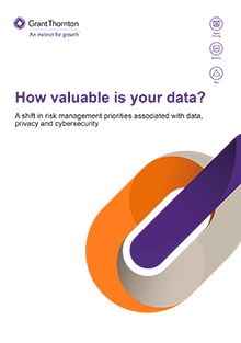 Grant Thornton report 'How valuable is your data?'