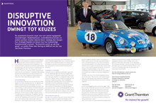 Automotive Disruptive innovation