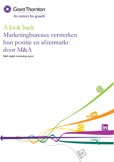Rapport Digital Marketing - Marketingbureaus versterken hun positie en afzetmarkt