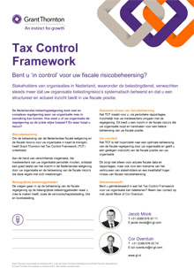 Flyer Tax Control Framework