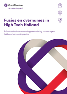 Fusies-en-overnames-in-High-Tech-Holland-Grant-Thornton