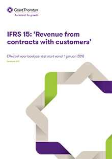 IFRS 15 Revenue from contracts with customers - Grant Thornton